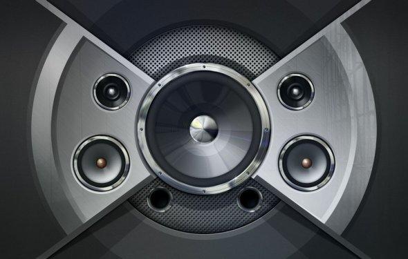 колонки, акустика, Музыка