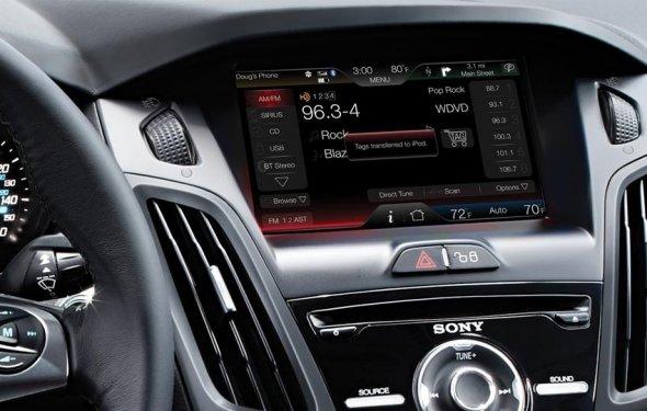 в Форд Фокус 3 (2011-2015)